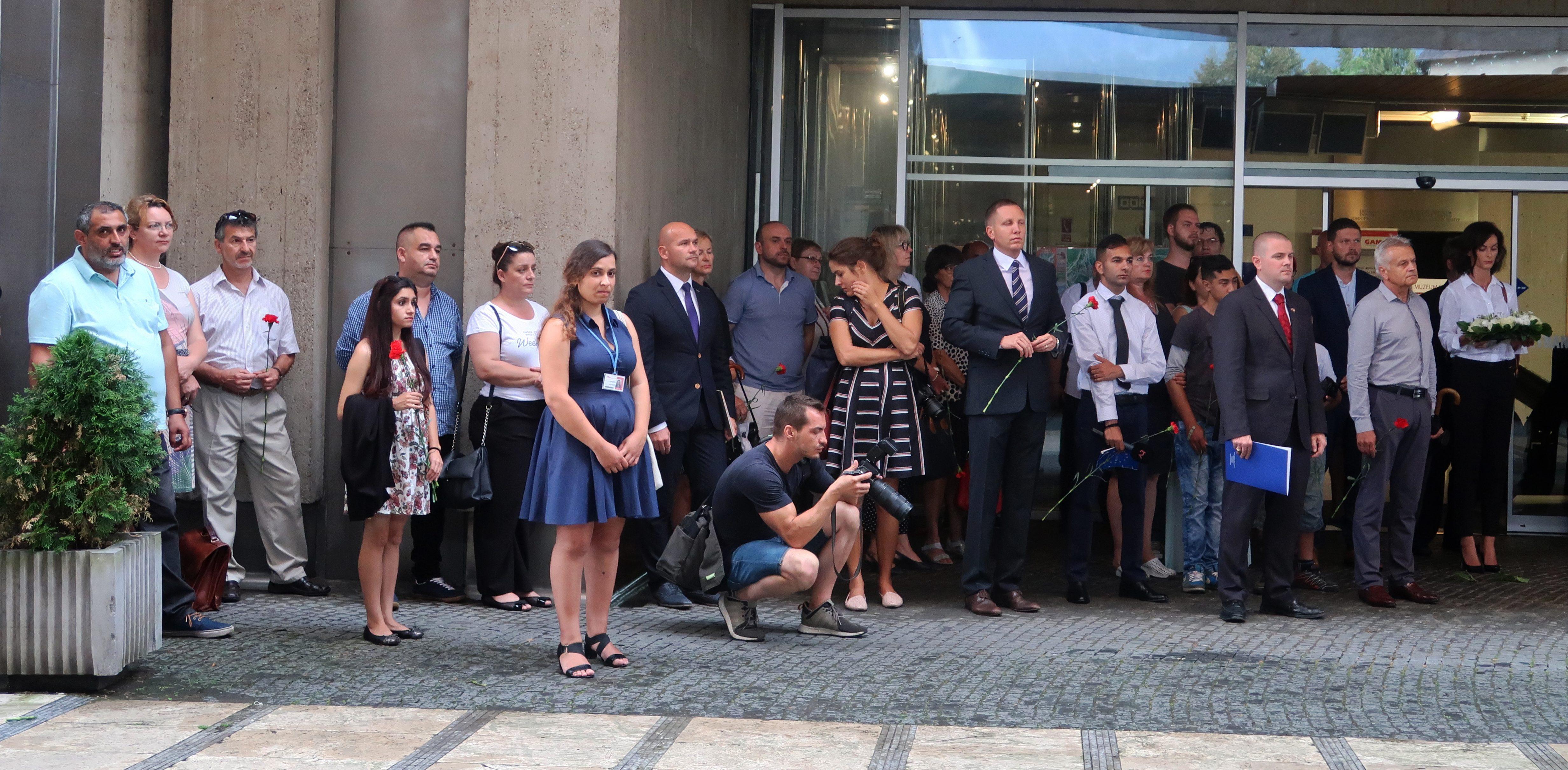 Pamätný deň rómskeho holokaustu v múzeu SNP