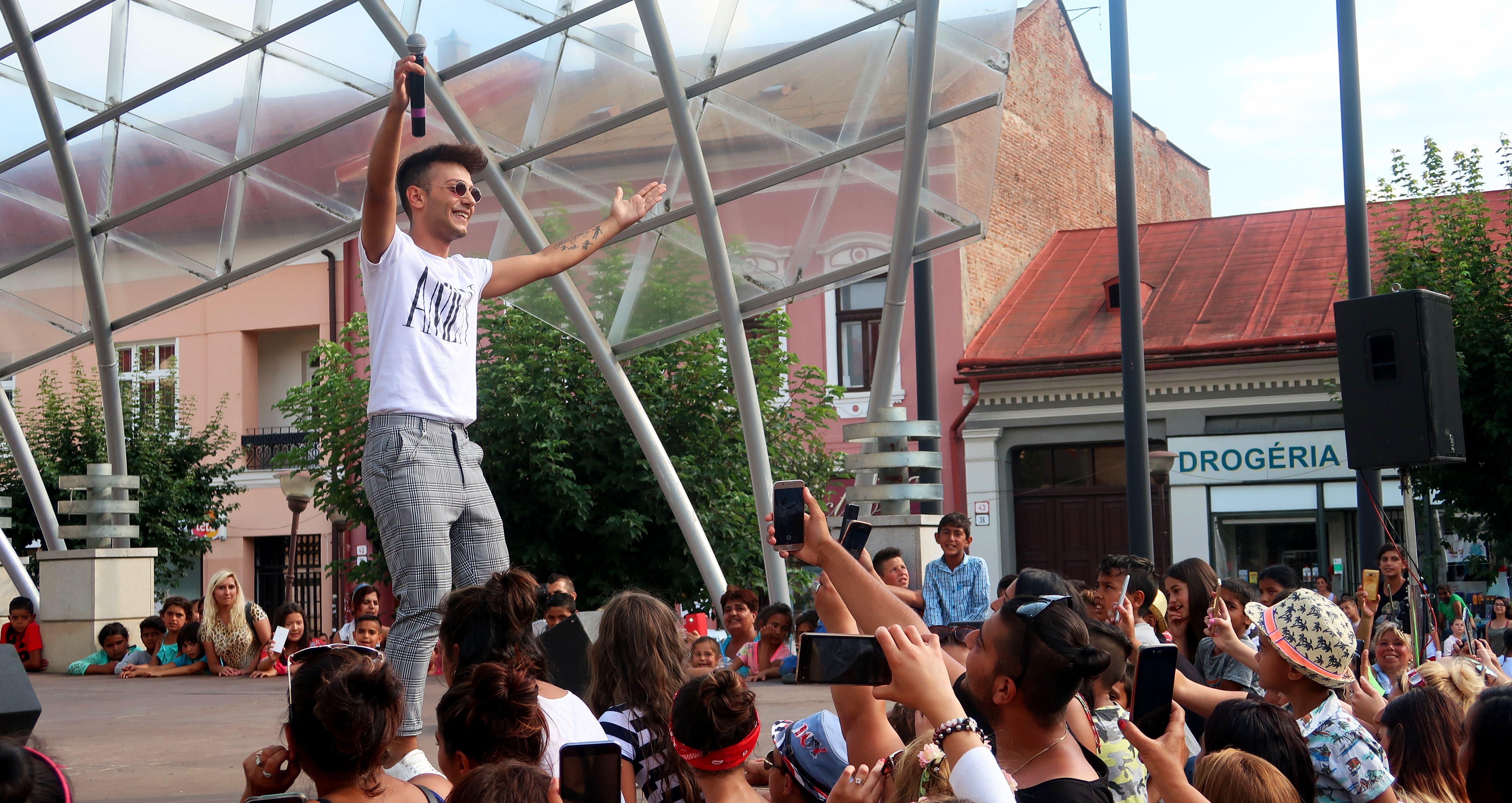 Festival Romano džives v Brezne mal obrovský úspech