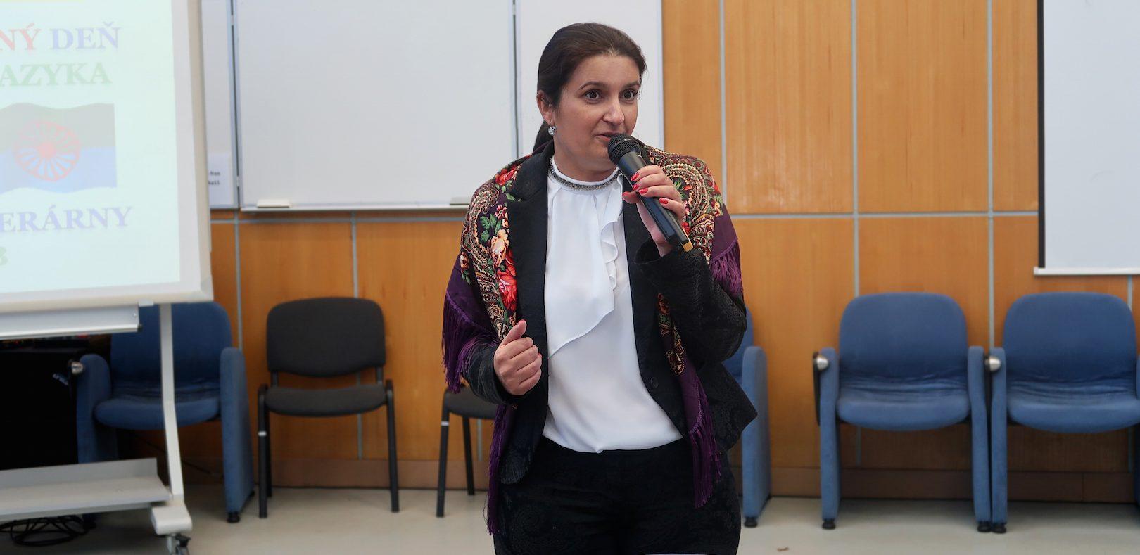 Konferencia ku dňu rómskeho jazyka v Prešove
