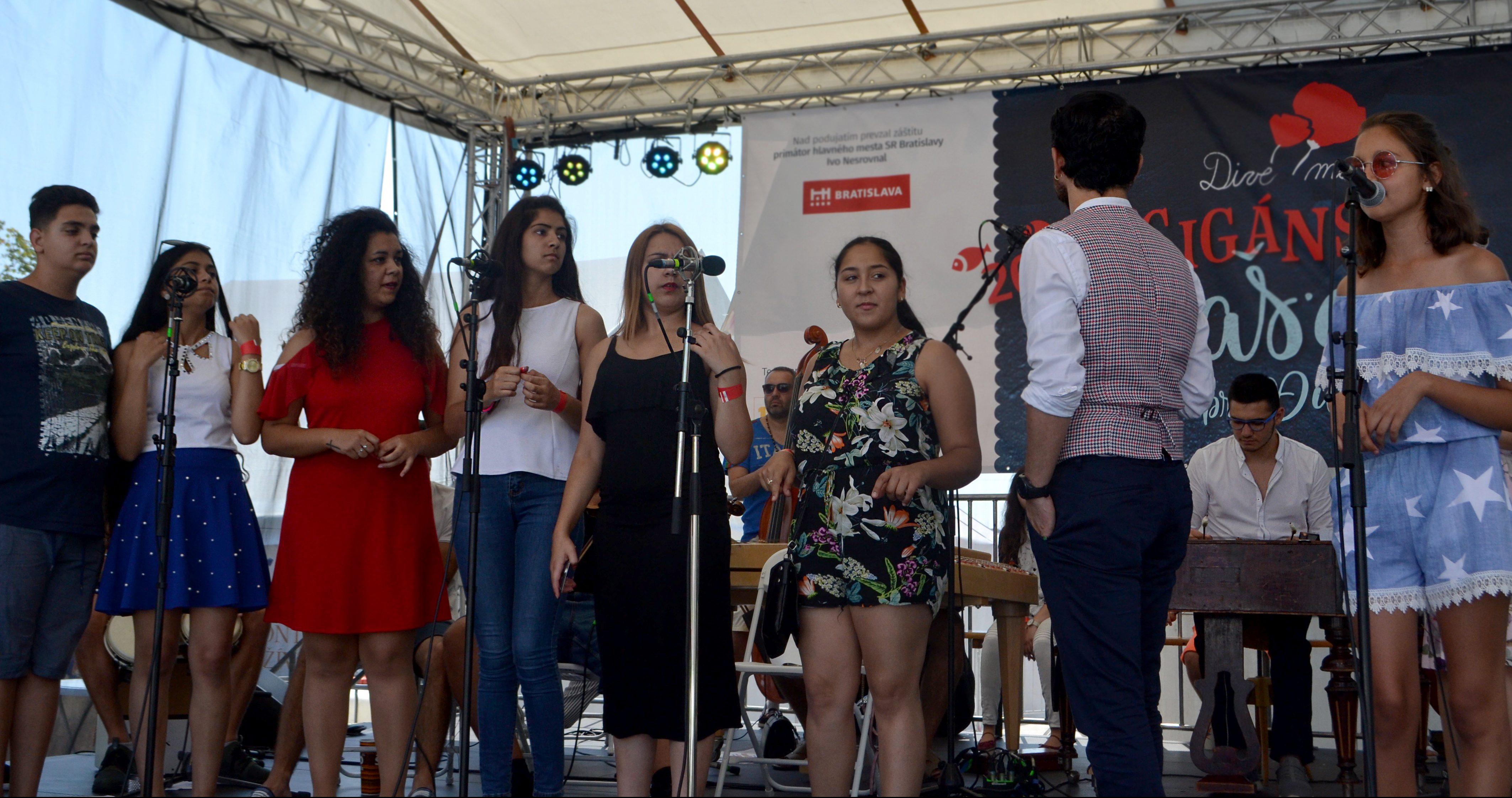 Cigánsky bašavel: talenty Divých makov opäť nesklamali